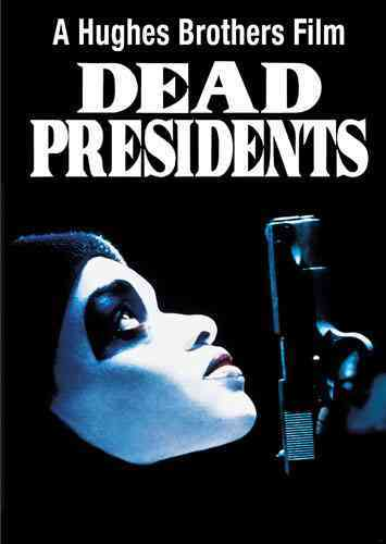 DEAD PRESIDENTS BY TATE,LARENZ (DVD)